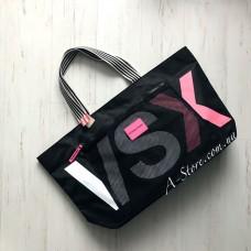 Большая спортивная сумка копия Victoria's secret.