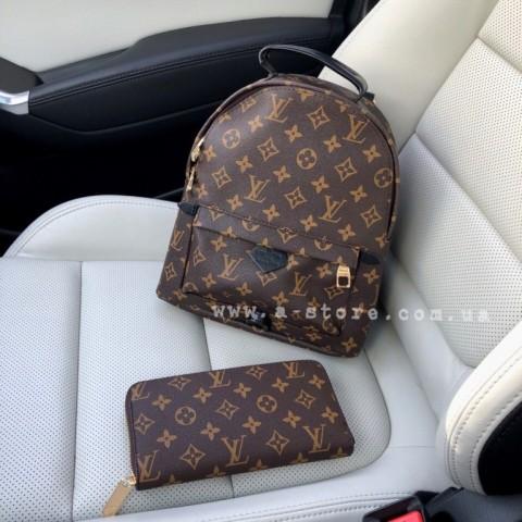 Рюкзак в стиле Louis Vuitton. Средний размер