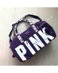 Спортивная сумка копия Victoria's secret Pink. В наличии разные цвета