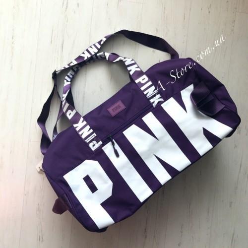 80216e7589137 Спортивная сумка копия Victoria's secret Pink. В наличии разные цвета