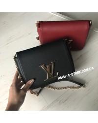 Новинка. Сумка в стиле Louis Vuitton через плечо. 2 цвета