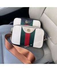 Текстильная сумка копия Gucci. 2 цвета