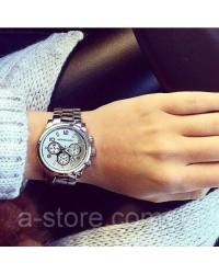 Часы Mich@el Kors с датой. Фабричное качество. 3 цвета в наличии