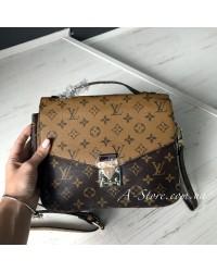 Сумка в стиле Louis Vuitton Metis комбинированная расцветка