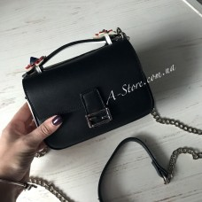 Новая модель. Двухсторонняя сумка в стиле Fendi через плечо. В наличии