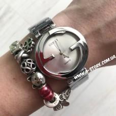 Элегантные часы в стиле Gucci. 2 цвета в наличии