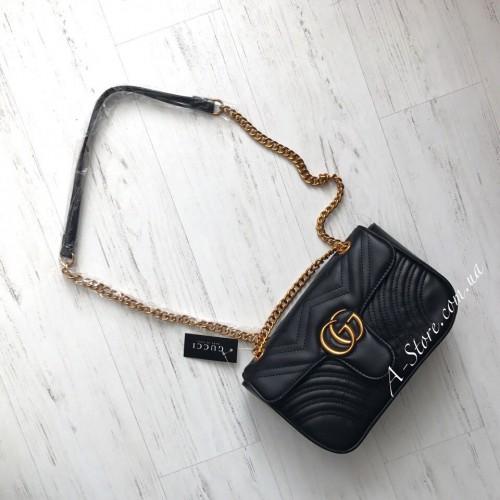 ef434fabadf7 Модная сумка копия Gucci Marmont. В наличии