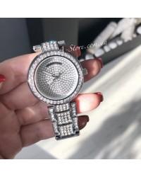 Часы Mich@el Kors циферблат в стразах. Фабричное качество. В наличии